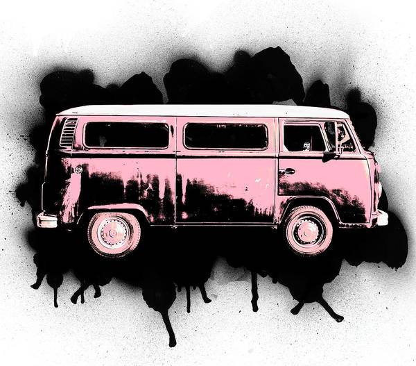 Sixties Photograph - Van Go by Jorgo Photography - Wall Art Gallery