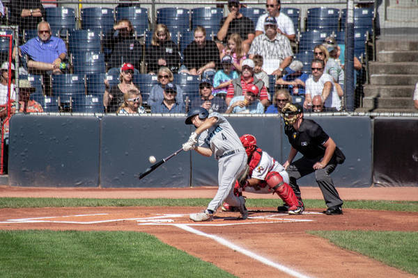 Photograph - Vancouver Canadians by Ross G Strachan