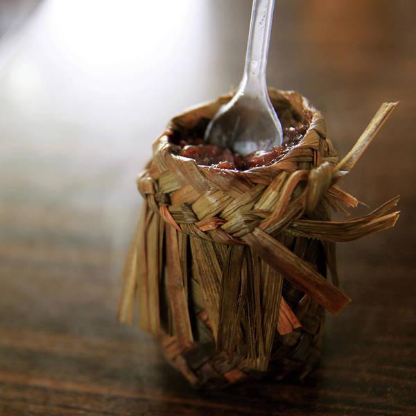Jar Photograph - Vanilla Rice by 100