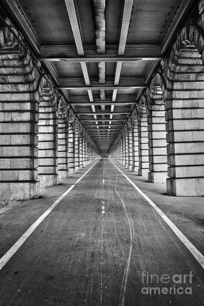 Wall Art - Photograph - Vanishing Point by Delphimages Photo Creations