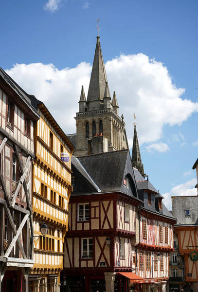Photograph - Vannes 1 by Andrew Fare