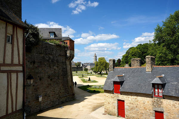 Photograph - Vannes 5 by Andrew Fare