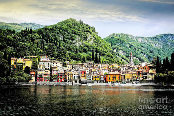 Photograph - Varenna by Scott Kemper