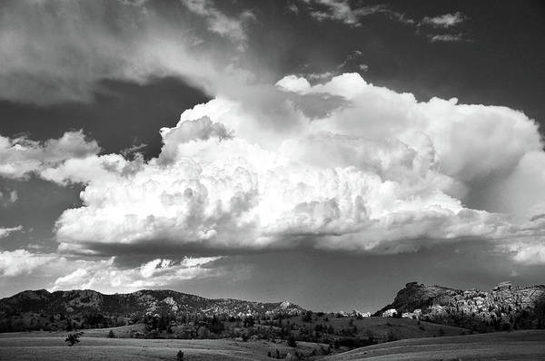 Photograph - Vedauwoo Clouds  by Chance Kafka