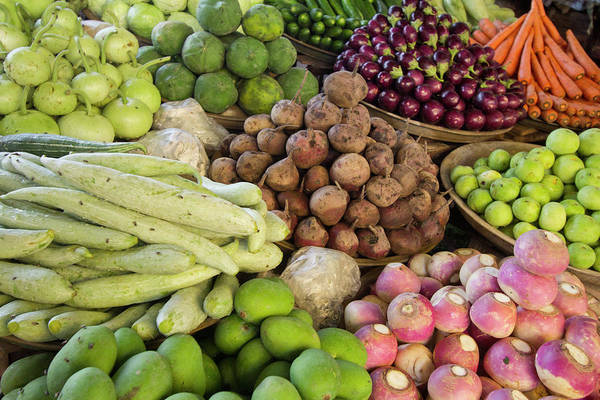 Retail Photograph - Vegetable by Aliraza Khatri's Photography