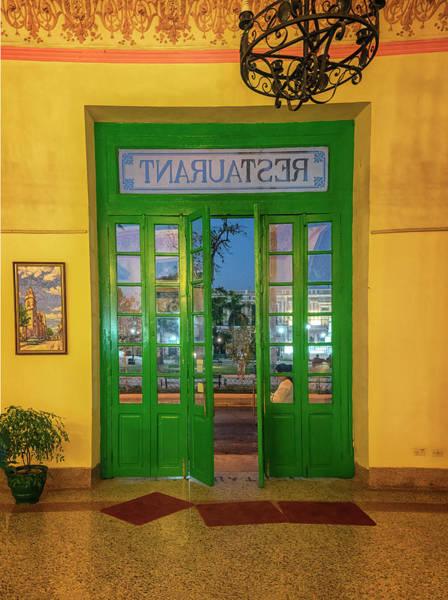 Photograph - Velasco Hotel by Tom Singleton