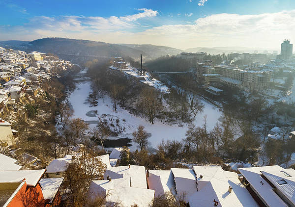 Photograph - Veliko Turnovo City by Milan Ljubisavljevic