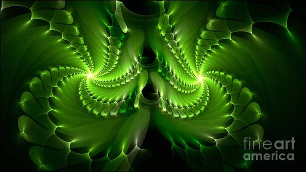 Digital Art - Velloride by Doug Morgan