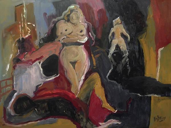 Painting - Venero Oggi by Nop Briex