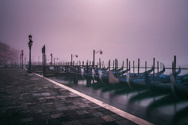 Photograph - Venetian Morning At San Marco by Suleyman Derekoy