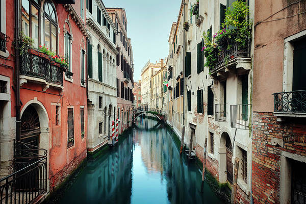 Wall Art - Photograph - Venetian Morning  by Svetlana Sewell