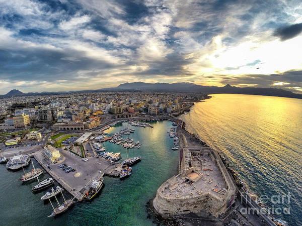 Harbor Wall Art - Photograph - Venetian Port by Giorgos Thalassinos