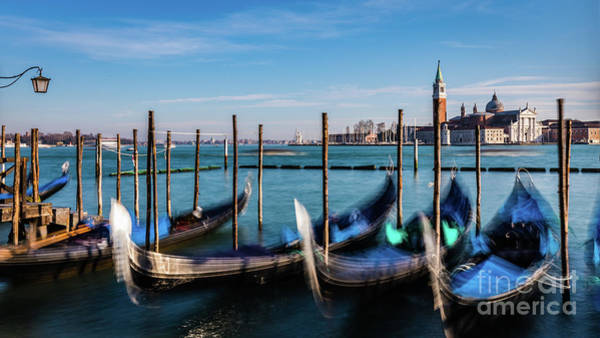 Photograph - Venezia, Italy by Lyl Dil Creations