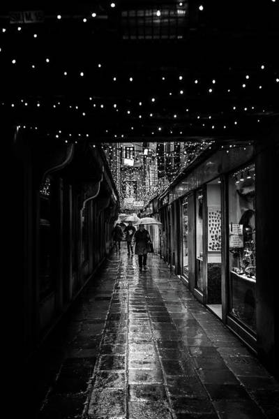 Photograph - Venice After Dark by Georgia Fowler