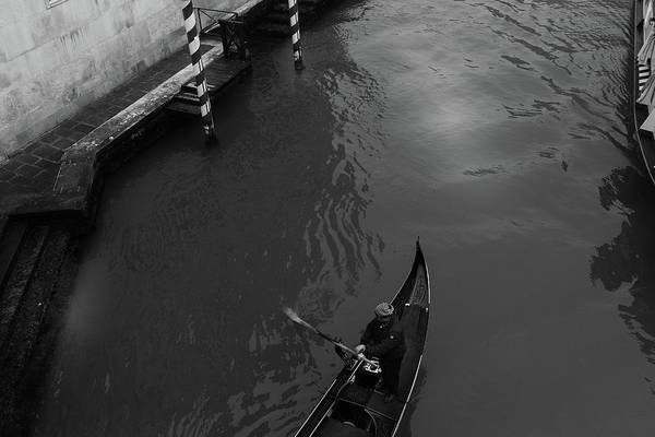 Photograph - Venice Boating by Georgia Fowler