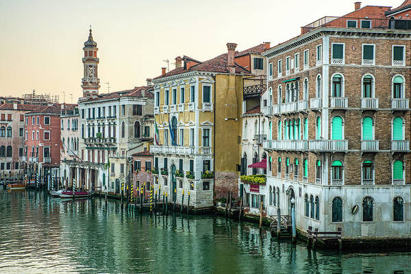 Wall Art - Photograph - Venice Buildings by Svetlana Sewell