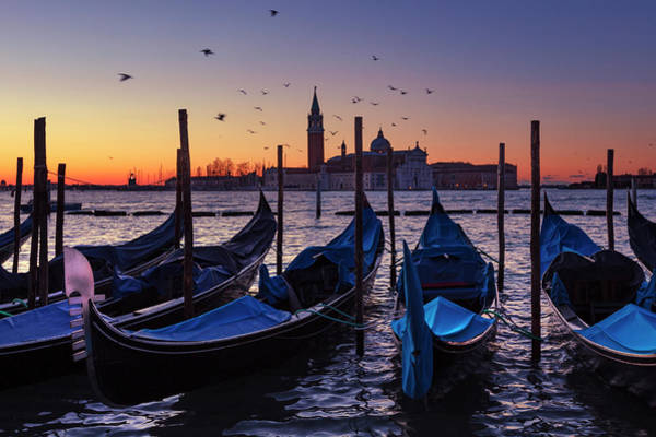 Photograph - Venice by Evgeni Dinev