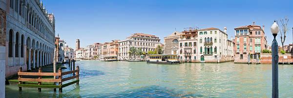 Sofia Photograph - Venice Grand Canal San Marcuola Water by Fotovoyager