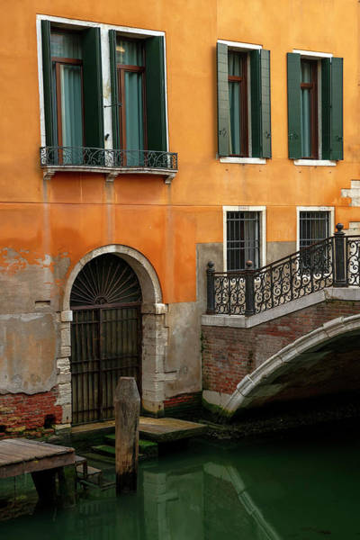 Wall Art - Photograph - Venice House by Svetlana Sewell