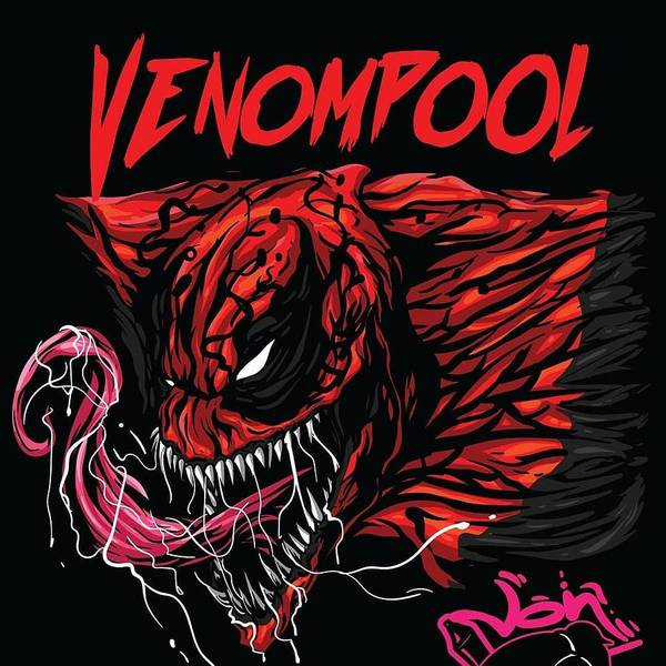 Wall Art - Digital Art - Venom 4 by Geek N Rock