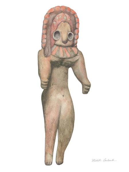 Venus Of The Indus Valley Art Print