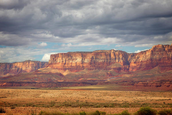 Wall Art - Photograph - Vermilion Cliffs by Ricky Barnard