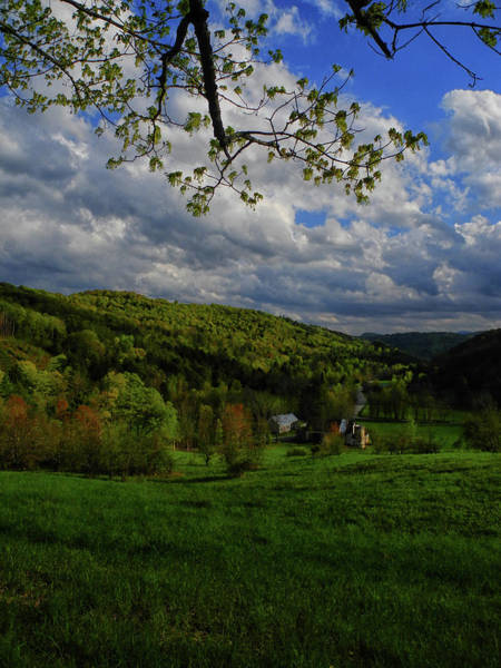 Photograph - Vermont Farm Life  by Raymond Salani III