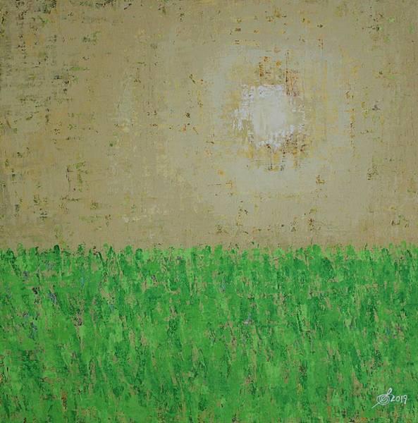 Painting - Vernal Equinox Original Painting by Sol Luckman