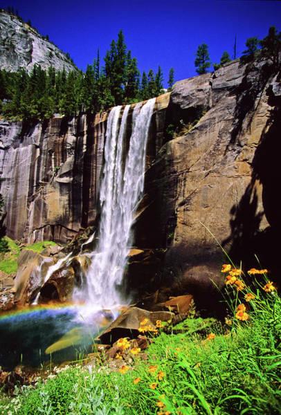 Vernal Fall Photograph - Vernal Fall by Buck Forester