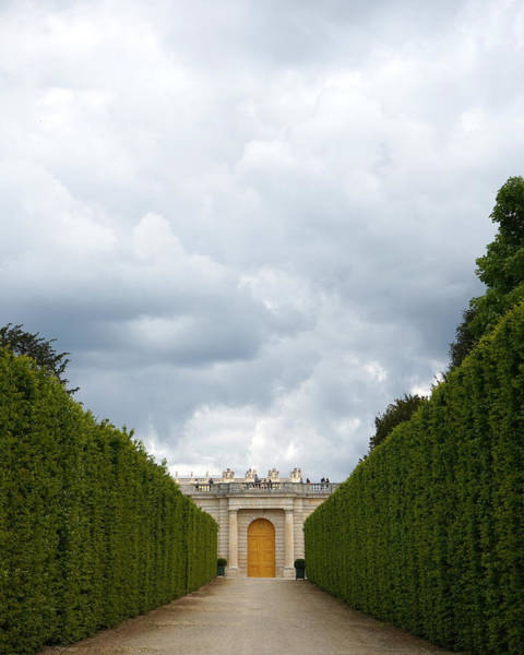 Photograph - Versailles 11 by Andrew Fare