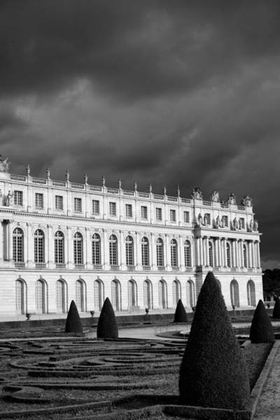 Photograph - Versailles 16b by Andrew Fare