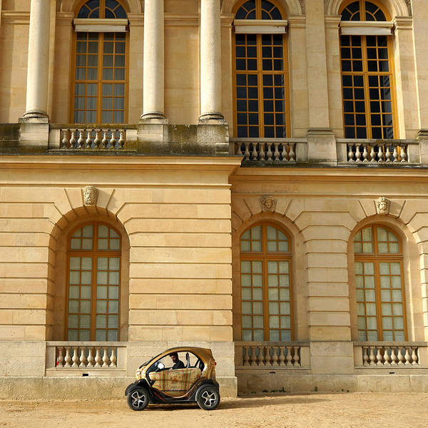 Photograph - Versailles 17 by Andrew Fare