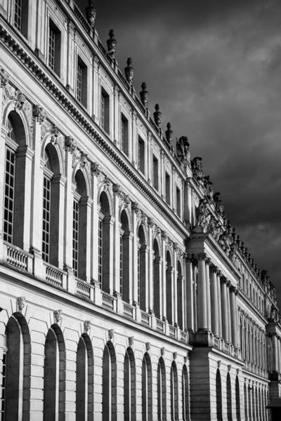Photograph - Versailles 18b by Andrew Fare