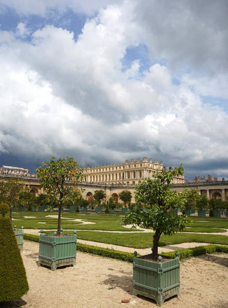 Photograph - Versailles 7 by Andrew Fare