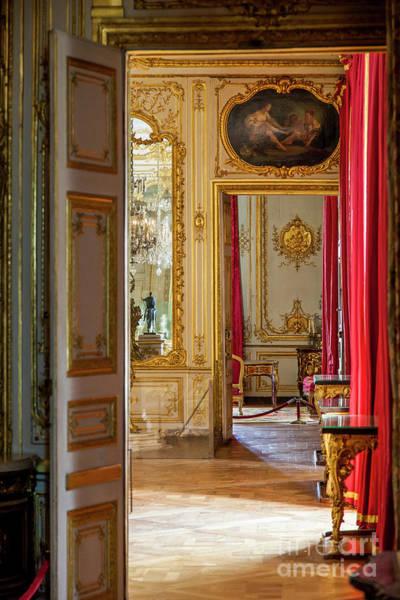 Photograph - Versailles Doorway by Brian Jannsen