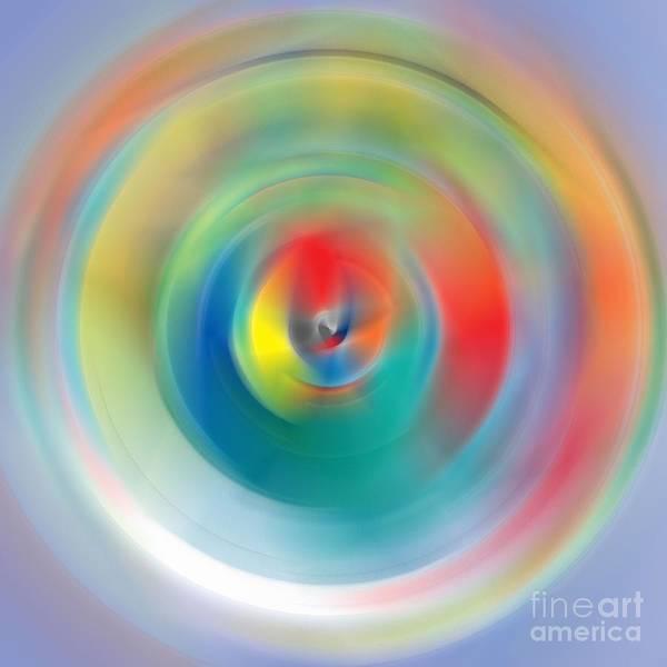 Fluid Digital Art - Version 14 by Alex Caminker