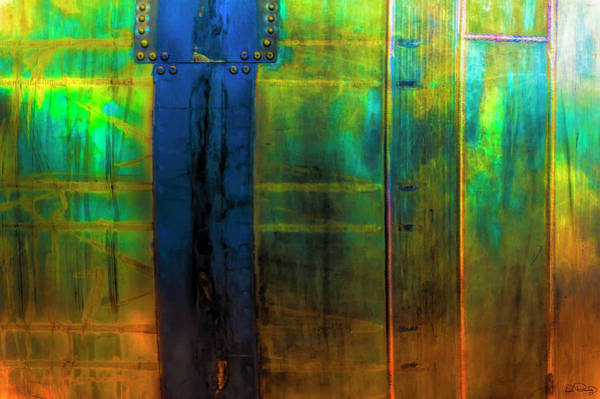 Photograph - Vertical Heavy Metal by Dee Browning