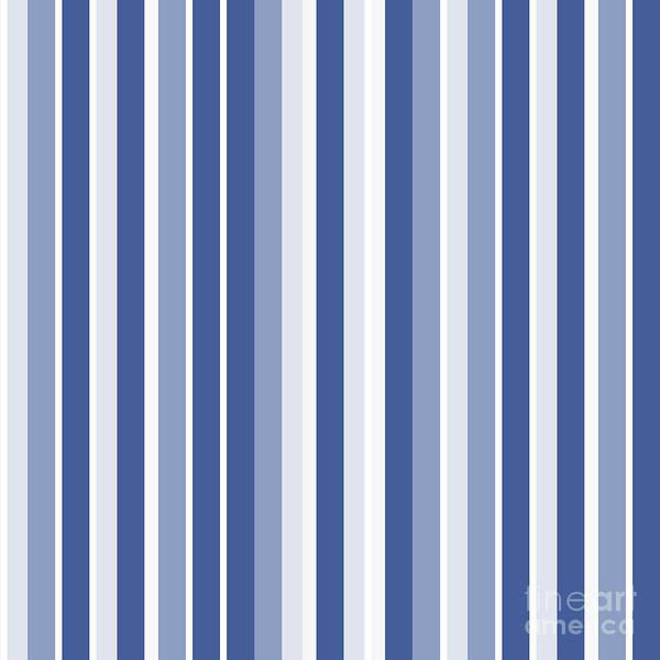 Vertical Lines Background - Dde605 Art Print