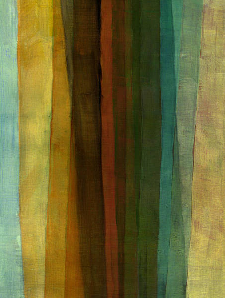 Vertical Abstract Photograph - Vertical Stripes by Qweek