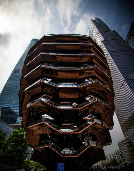 Photograph - Vessel by Mike Dunn
