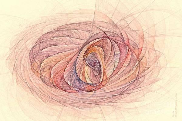 Digital Art - Vesta by Doug Morgan