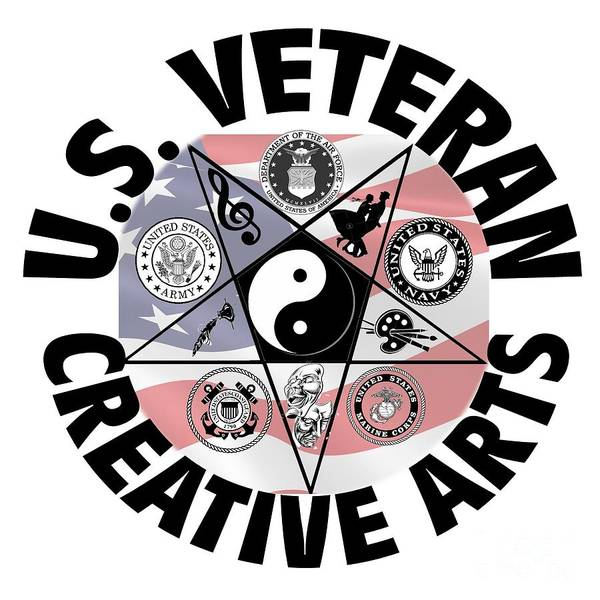 Digital Art - Veteran Creative Arts by Bill Richards