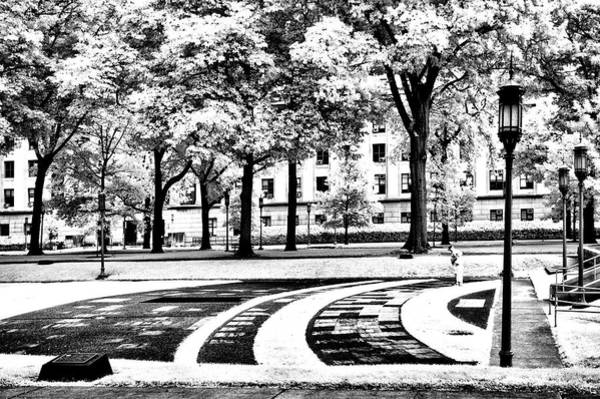 Wall Art - Photograph - Veterans Park At Pa Capital by Paul W Faust - Impressions of Light