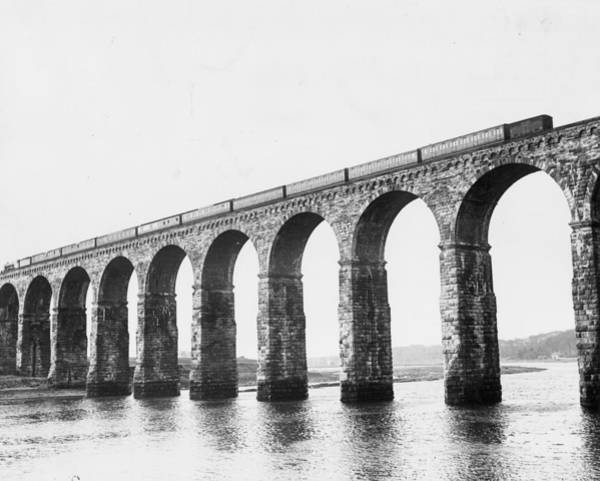 Fox River Wall Art - Photograph - Viaduct by Fox Photos