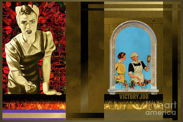Victory Job Art Print by John Groves