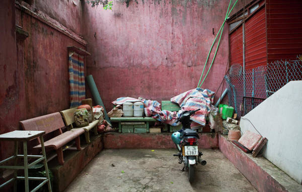 Messier Object Photograph - Vietnamese Driveway by Aluma Images