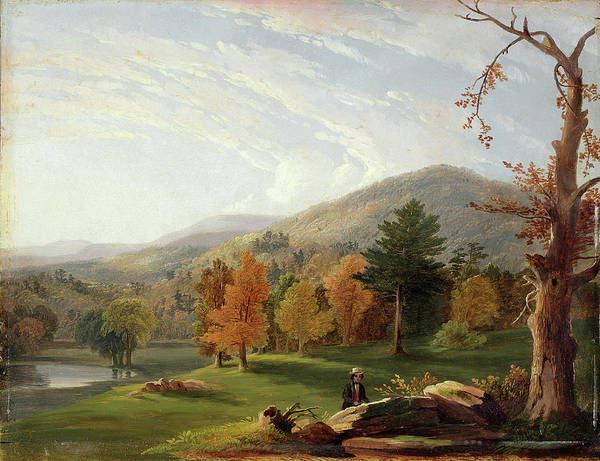 1850 Wall Art - Photograph - View Among The Helderbergs, Catskills by The New York Historical Society