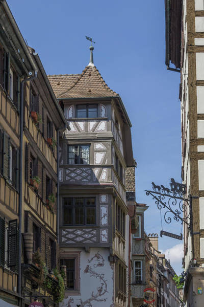 Wall Art - Photograph - View Down Rue Du Maroquin by Teresa Mucha