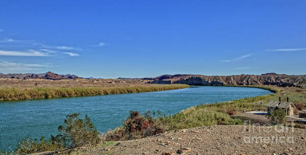 Wall Art - Photograph - View From Carrizo Campground by Robert Bales