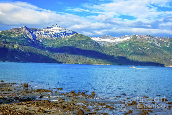 Wall Art - Photograph - View From Haines, Alaska by Robert Bales